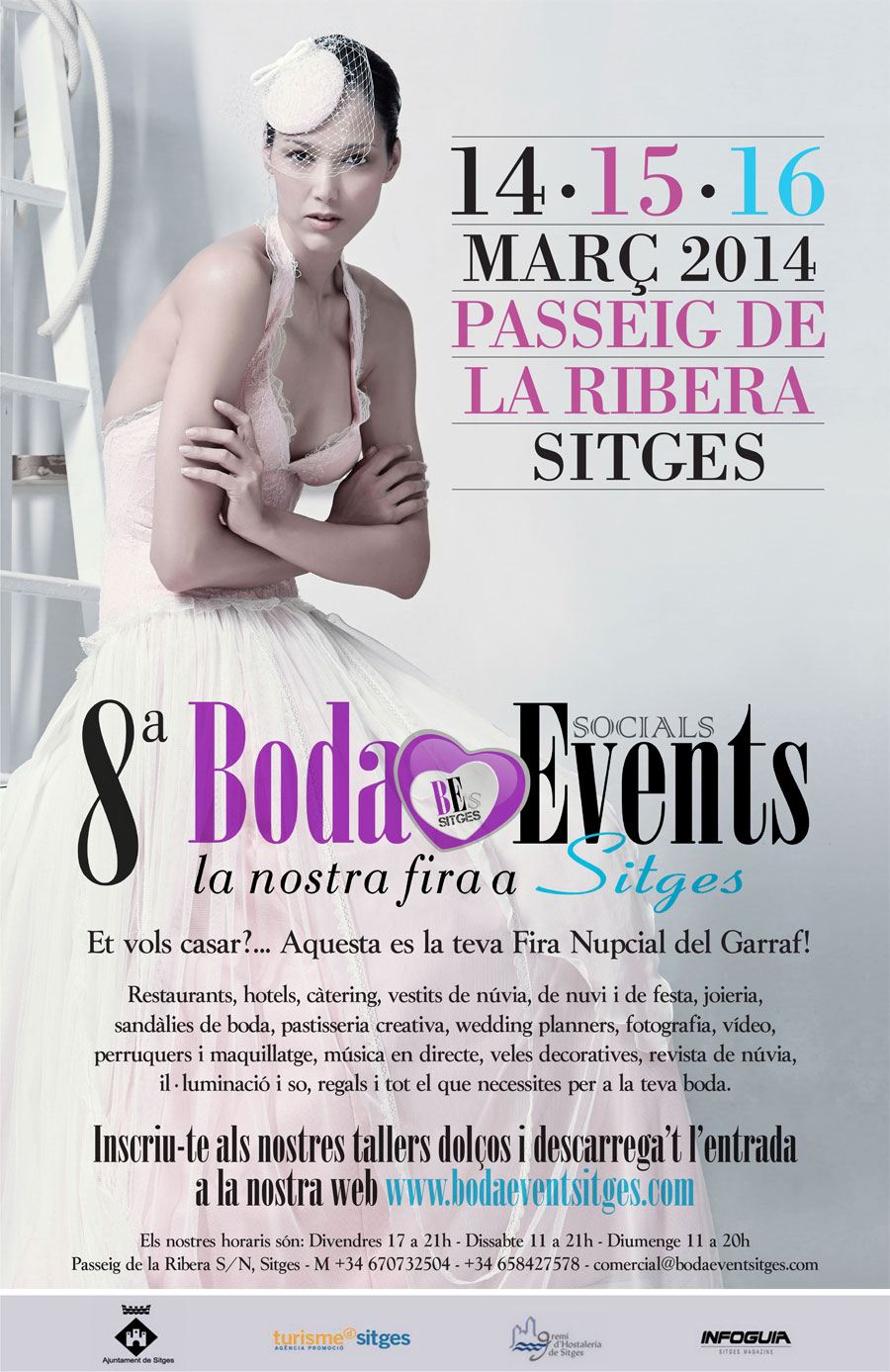 Boda Event Sitges